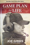 Game Plan for Life: A Champion's Guide to a Successful Life - Joe Gibbs: 9781414329796